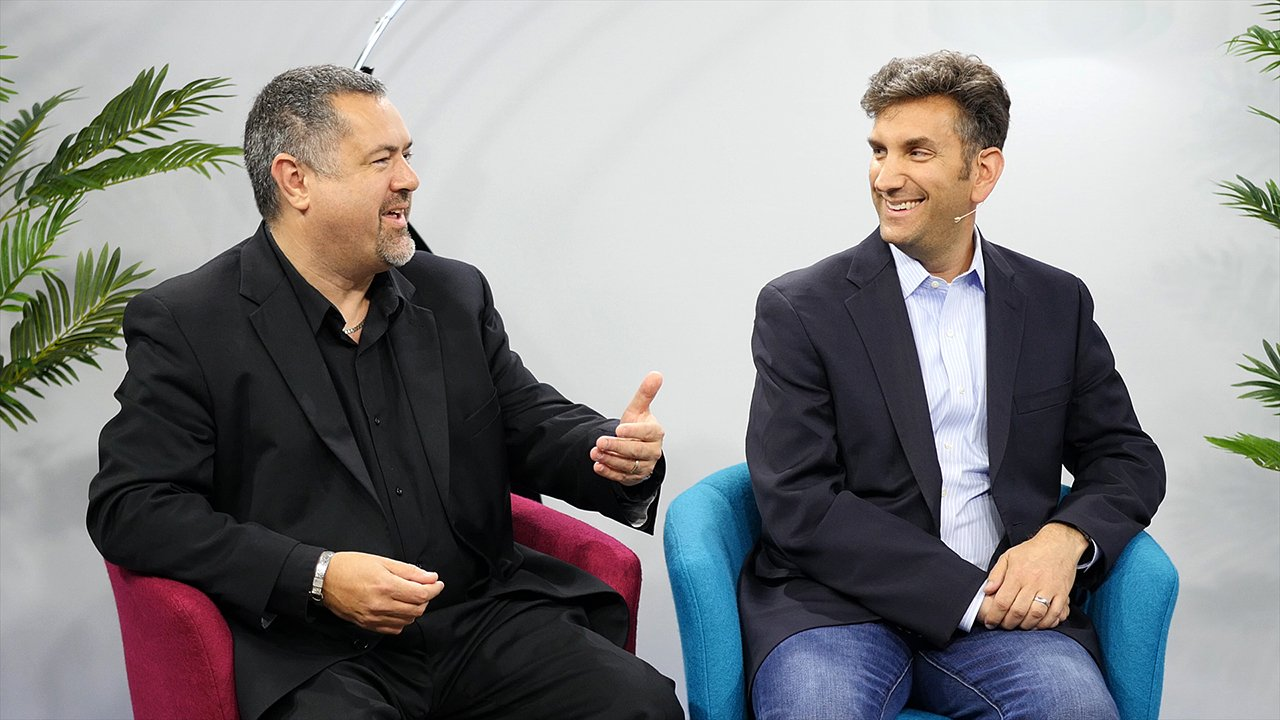 Dell's Director for Workstation Virtualization, VR and AR, Gary Radburn and NVIDIA's Director for Professional Virtual Reality David Weinstein during this Waskul.TV interview from SIGGRAPH 2016